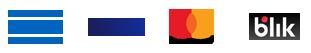 Płatności Bluemedia - Visa, Mc, Blik