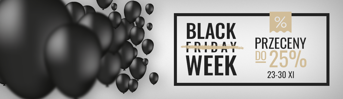 Black Week Promocje