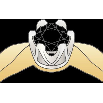 złoto żółto-białe pr. 585