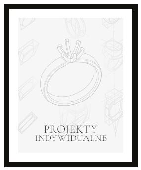Indywidualne projekty biżuterii